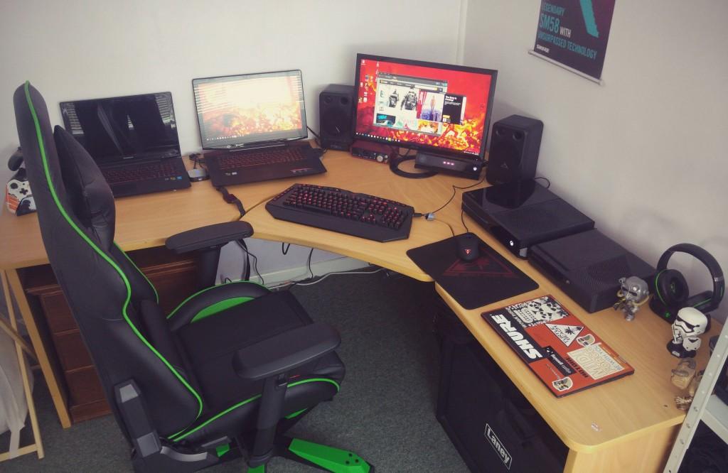 Full setup