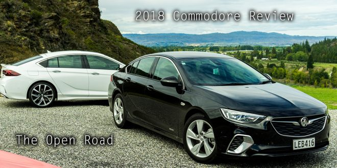 2018 Holden Commodore First Impression And Review The Open Road
