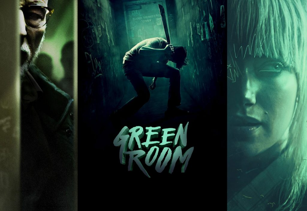Green Room (2015) - Review - THE EMPIRE